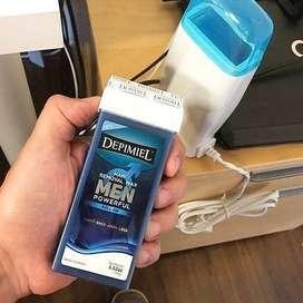 depilacion masculina