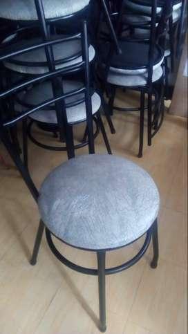 venta de sillas y mesas