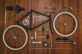 Bicicletería Reparaciones de bicicletas
