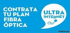 Internet CNT en casa Todo Ecuador