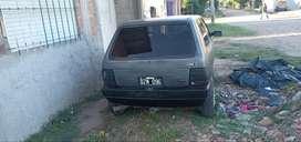 Fiat uno s 1.3.año 2002 tres puertas
