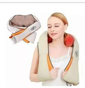 Masajeador Cuello Gimnasia Pasiva Cervical Inalambrico