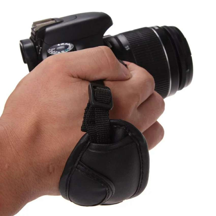 Agarre Manual Universal Camaras Fotograf 0