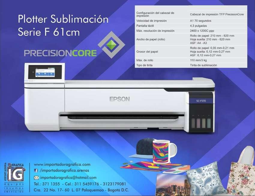 Plotter Sublimacion 60 CMS 0