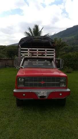 Camión chevolret c 30