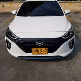 Hyundai ioniq Limited 2019 4.800kms como nuevo