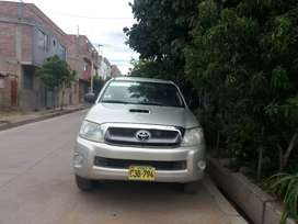 Toyota helux 2008 interculer
