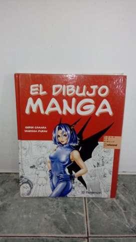 LIBRO DE DIBUJO MANGA