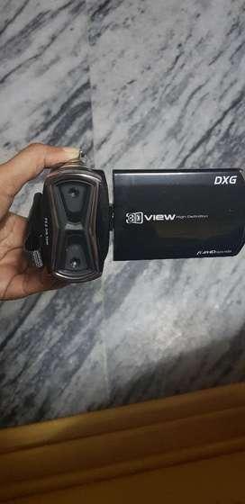 Camara de Video 3d Marca Dxg