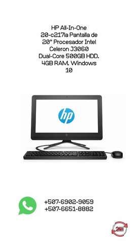 HP All-In-One Laptop