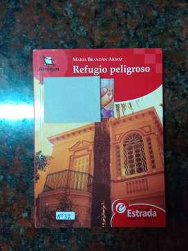 Libro Refugio Peligroso. María Brandan Araoz