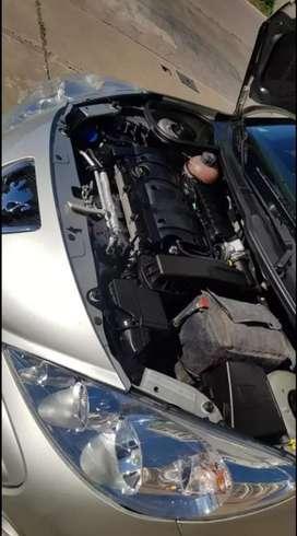 Peugeot 207 compact feline  full full