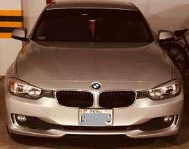 VENDO!! BMW 316i TURBO!! USO EJECUTIVO! INTACTO