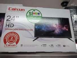 Televisor caixun (no es smart tv)