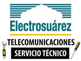 Servicio Técnico Telefonía 6014551 Mantenimiento e instalación de lineas telefónicas, plantas telefónicas, extensiones