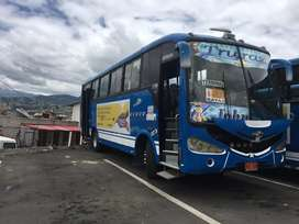 Vendo bus isuzu ftr 2008