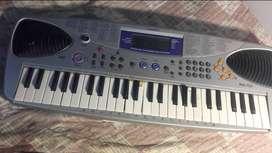 PIANO TECLADO CASIO MA-150 Y FUENTE