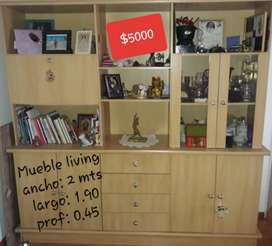 Vendo Mueble Vajillero para Living