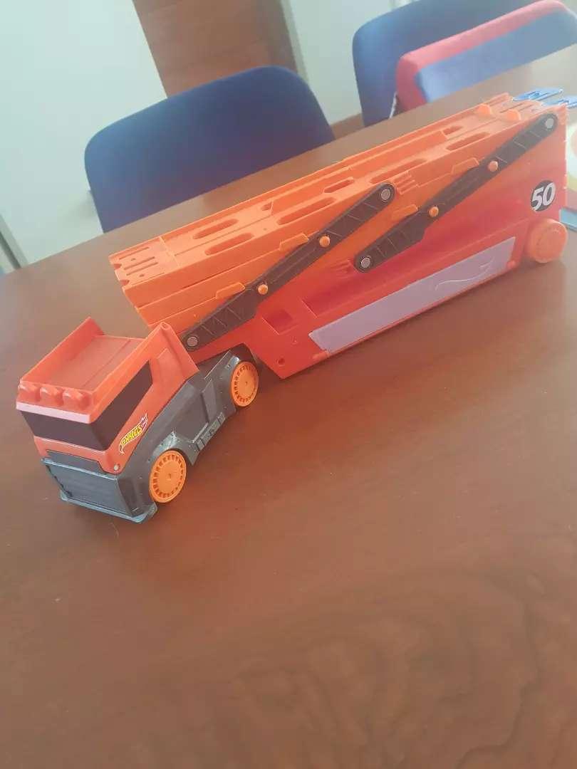Transportador  de carritos 0