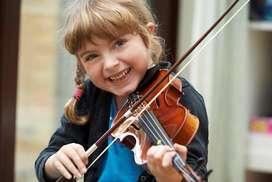 Clases particulares de violin Presencial y Virtual