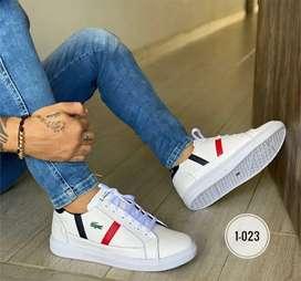 Zapato Tennis Deportivo Lacoste Para Hombre