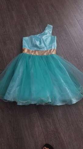 Vestido de dama de 15 años