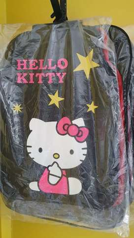 Moqueta de hello kitty
