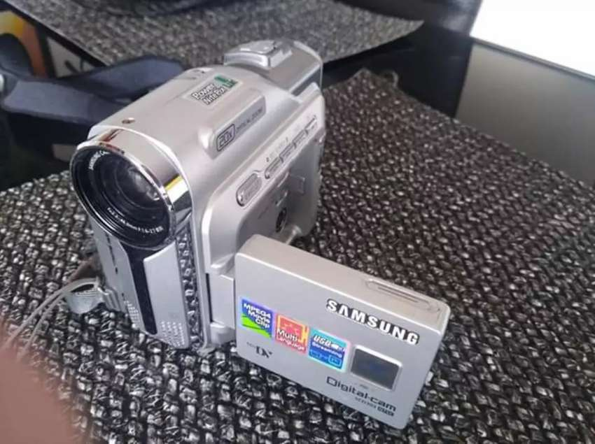 Cámara de Video SAMSUNG Digital-cam 0