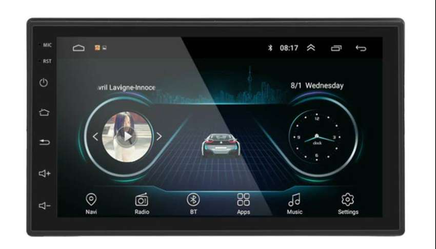 Stereo Android 2 din Gps 0