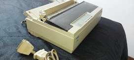 Impresora Epson Lx 300 +