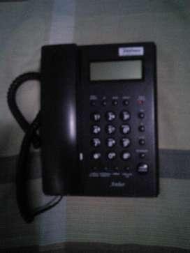 Telefono Analogo color Negro