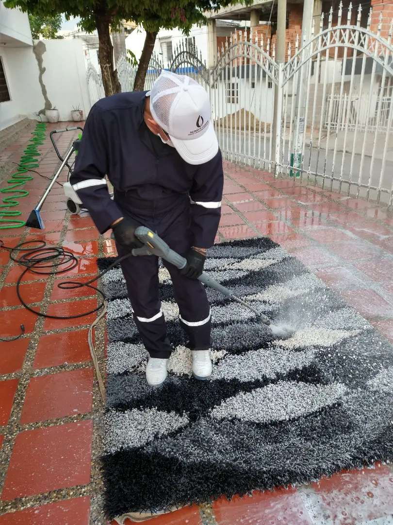 Limpieza de alfombras 0