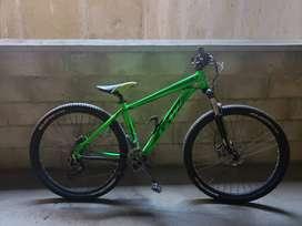 Bicicleta MTB 17.5