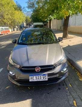 Fiat Cronos como nuevo 20,000Km Año 2020. Nafta + Gnc. impecable