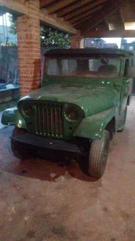 Vendo Jeep Ika