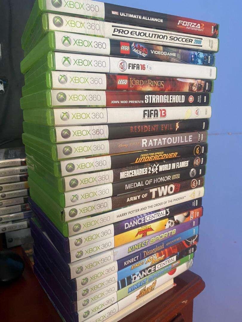 Juegos Originales Xbox 360 0