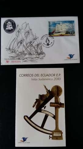 Sobre Primer Dia.. Velas Sudamerica 2010