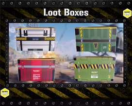 Call of duty Mobile Loot box