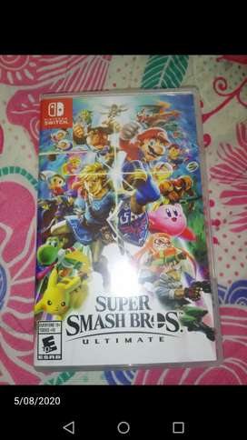Video juego para switch