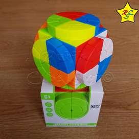 Cubo Rubik Maquina Tiempo Time Machine 2x2 Magic Cube Stickerless