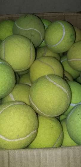 Vendo pelotitas de tenis nuevas .