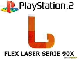 FLEX PARA PLAYSTATION 2 MODELO EN L O EN J