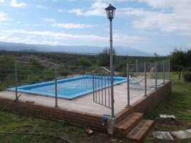 Cabaña El Once - Mina Clavero - Hasta 6p