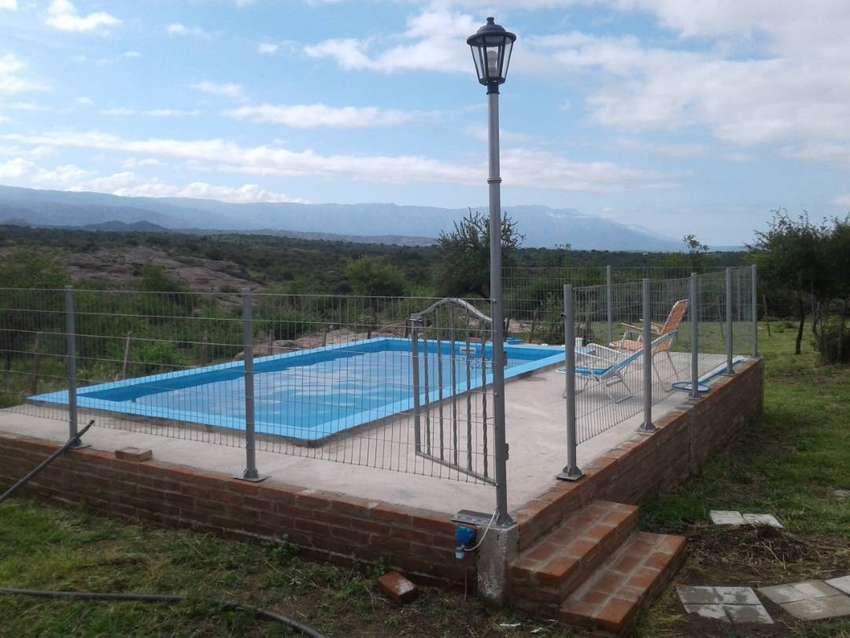 Cabaña El Once - Mina Clavero - Hasta 6p 0