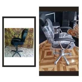 Vendo sillas de barberia