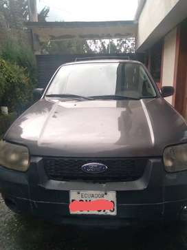 Se vende linda ford escape 2006 4x4