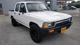 Toyota Hilux Doble Cabina 4x2 Al Dia Tod
