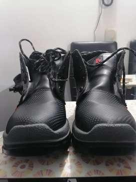 Botas de seguridad Kondor.