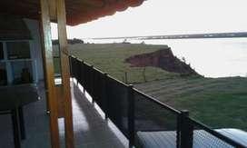 Liquído Importante Propiedad Sobre El Rio Parana Venta Bella Vista Corrientes