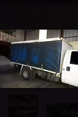 Camion ford F4000 impecable!